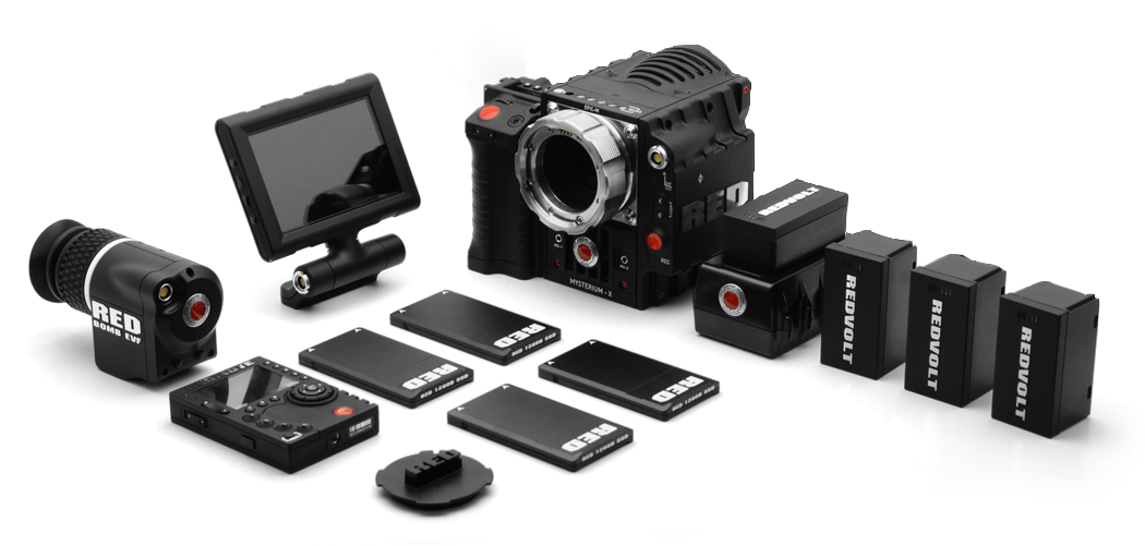 Camera Rental LightSpeed LA: Equipment Rental