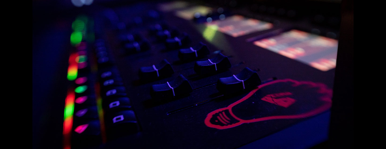 Lightspeed Lighting Control DMX